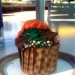 Review: Merida Cupcake at Intermission Food Court in Disney World's All Star Music Resort