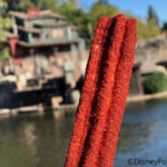 Disneyland Food Review: Burning Love Valentine's Churro
