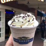 TRY IT! What's In YOUR Quake Shake at Disneyland's Ghirardelli Chocolate Shop?