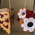 Spotted! Danielle Nicole Mickey Donut and Pizza Handbags in Magic Kingdom