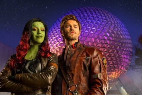 Guardians of the Galaxy — Awesome Mix Live! Returning to Epcot This Summer