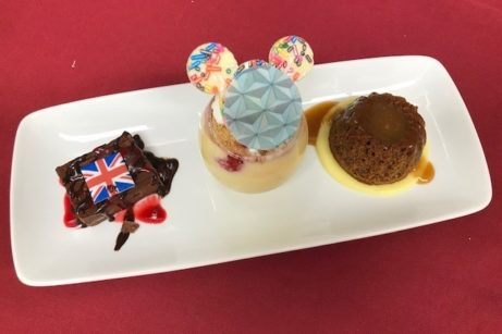 Sneak Preview! Illuminations Dining Package at Epcot's Rose & Crown Pub and Dining Room