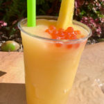 Review and Photos: Piranha Lemonade Slushy at Bengal Barbecue