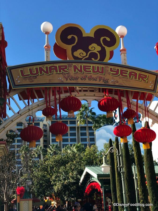 We're Ringing in the Lunar New Year at Disney California ...
