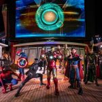 Heroes Unite! Marvel Day At Sea Will Return To Disney Cruise Line in 2021!