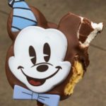 The Birthday Mickey Cake Pop in Disneyland Is Basically The Cutest Thing Ever.