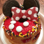Disneyland Review: Minnie Mouse Cronut at Disney California Adventure for Get Your Ears On Event!