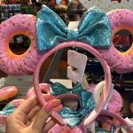 Minnie Donut Ears Arrive in Disney World!
