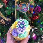 Let the Good Times Roll with a Mardi Gras Cupcake at Disney's Port Orleans Resort — French Quarter