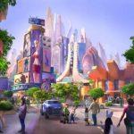 "Contruction Photo! Shanghai Disneyland's ""Zootopia"" Expansion Update!"