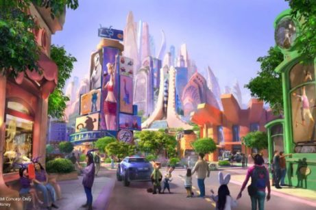Zootopia-Themed Expansion On the Way to Shanghai Disneyland Resort
