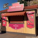 SPOTTED! Booths and MENUS for the 2019 Disney California Adventure Food and Wine Festival!