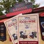 Ticketed Event Dates Announced For the 2020 Food and Wine Festival in Disney California Adventure!