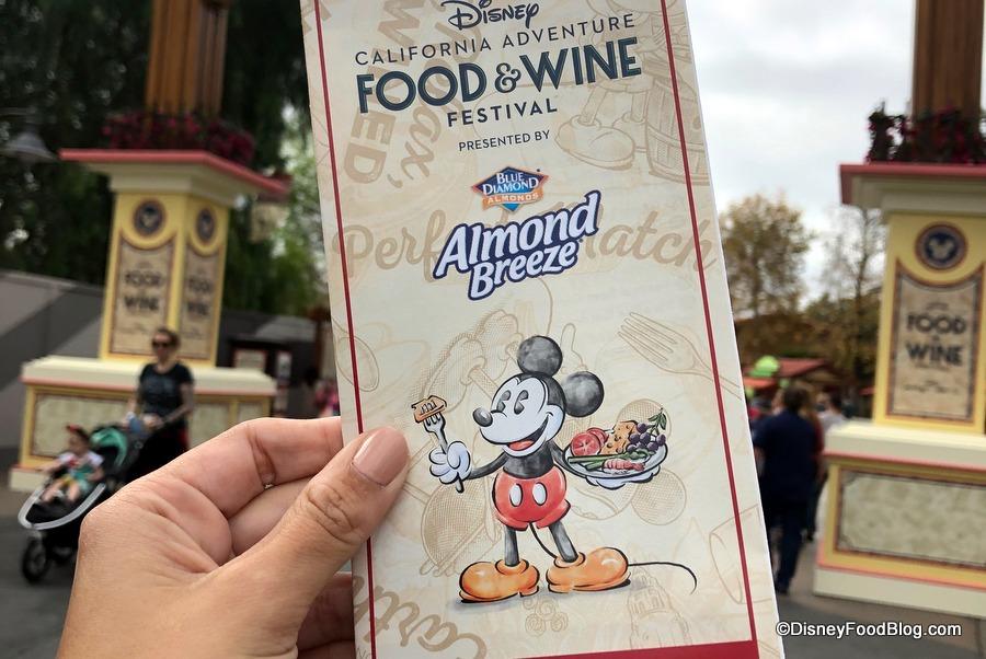 Disney Food And Wine Festival 2020 Dates.2020 Disney California Adventure Food And Wine Festival