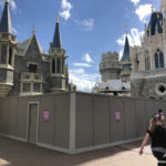 Magic Kingdom Construction Updates: Refurbishments AND a Look at the Tron Attraction