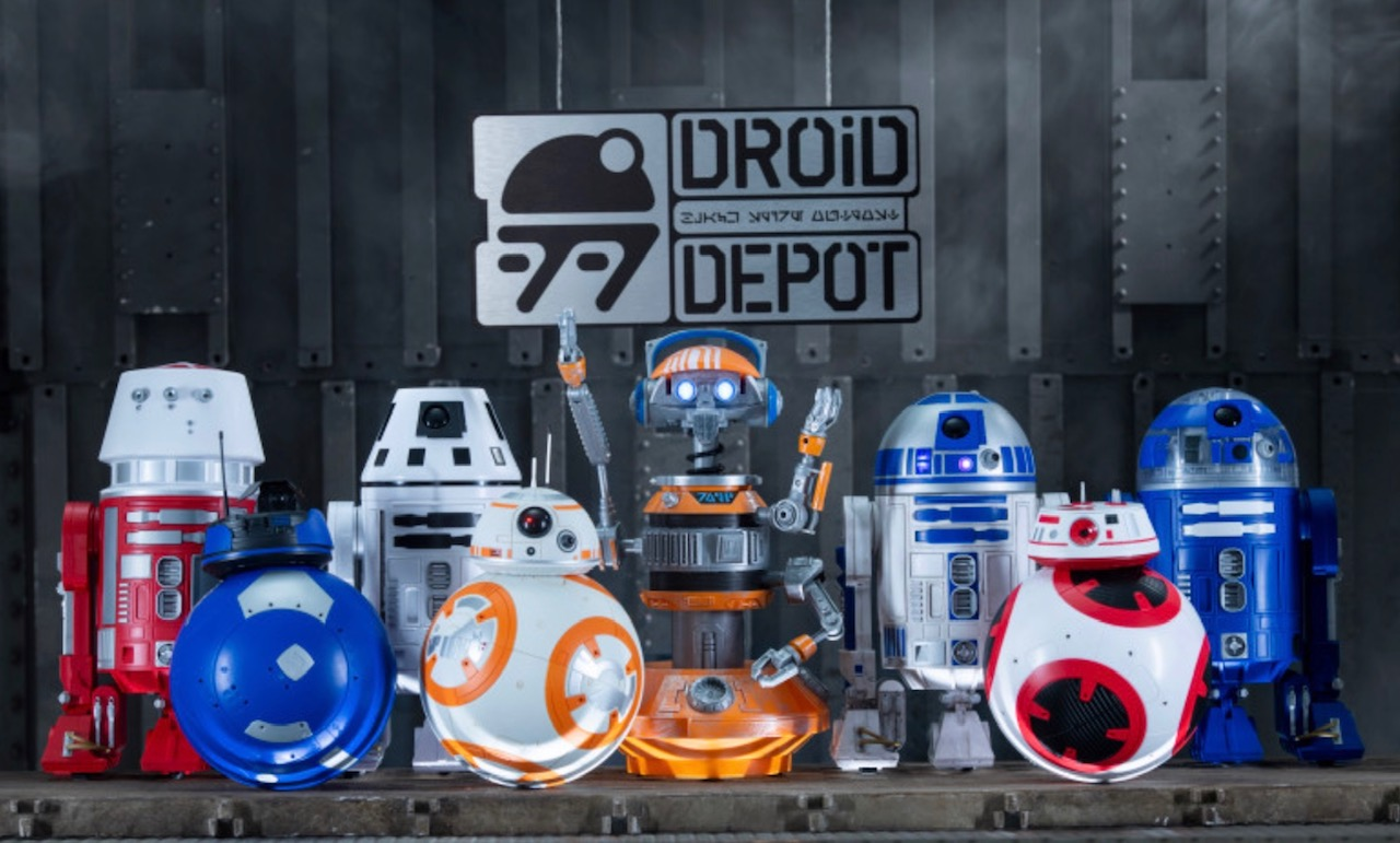 25b2744d3153 Star Wars: Galaxy's Edge Pricing Revealed For Droid Depot's Customizable  Droids