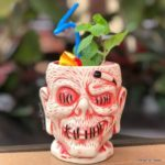 The New Trader Sam's Grog Grotto Zombie Mug is Just Creepy Enough to LOVE!