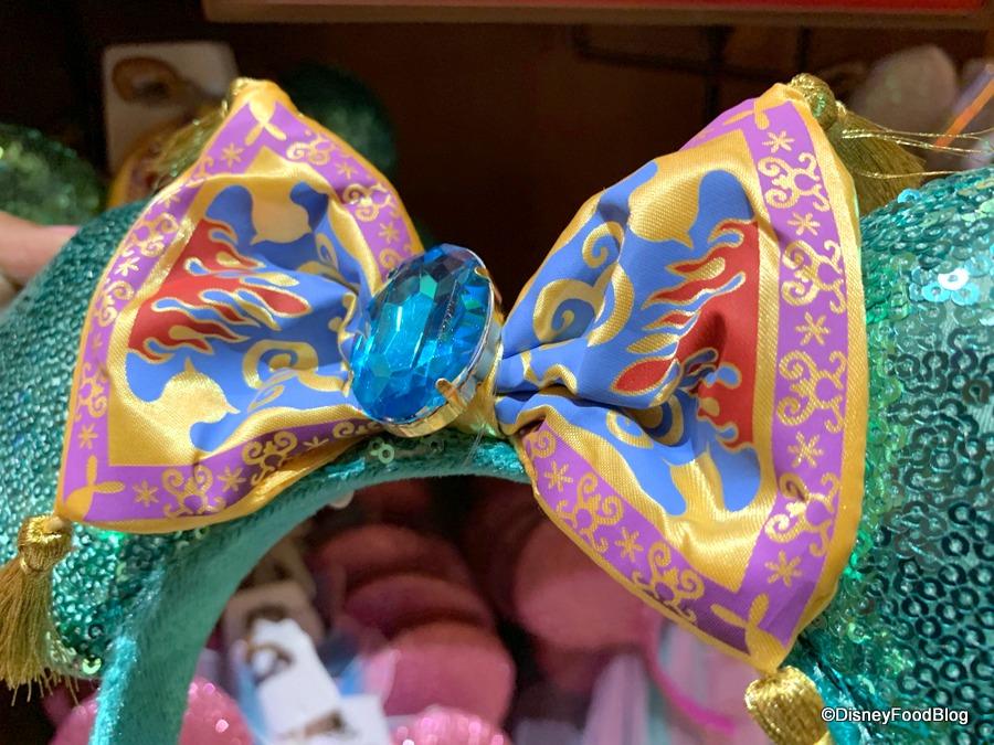 ALADDIN 'MAGIC CARPET/' MICKEY EARS DISNEY PARKS EXCLUSIVE NEW