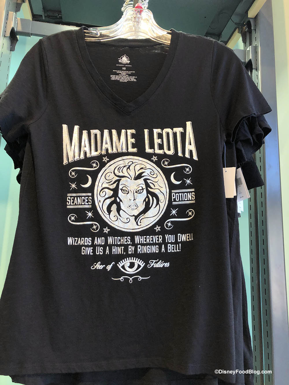 95550a259 Spotted! MORE Vintage Attraction Shirts in Disney Springs | the ...