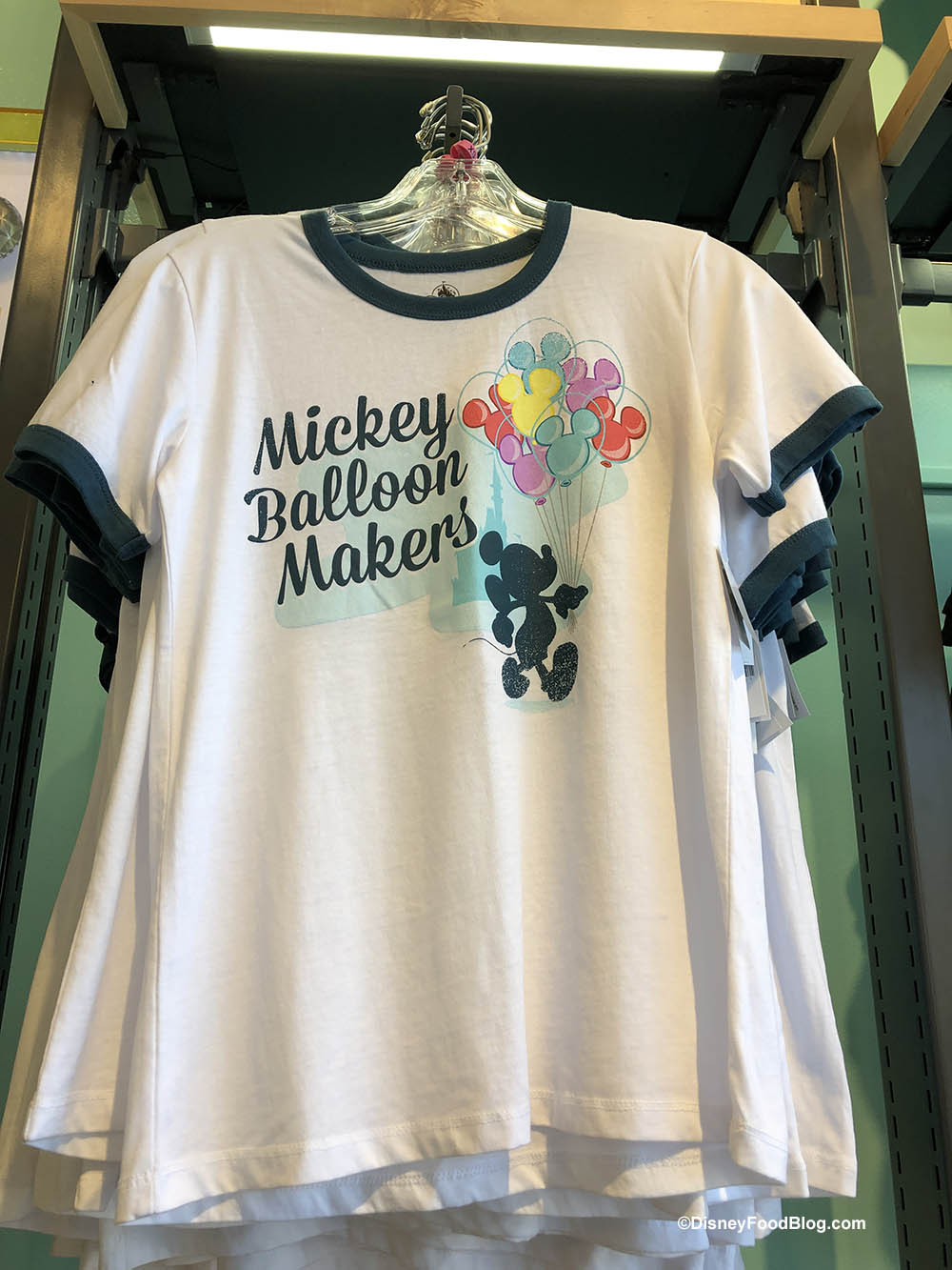Downtown Disney Make Your Own Shirt – EDGE Engineering and