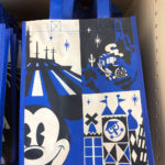 Magic Kingdom's Specific Design Reusable Shopping Bags Pop Up in Disney World