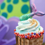 Two NEW Princess-Themed Cupcakes Available in Walt Disney World!