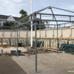 Cabana Construction Updates At Disney World's Stormalong Bay Pool