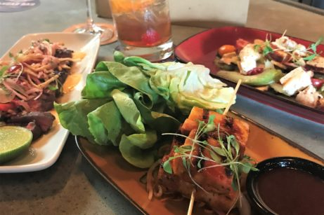 Review and Photos: New Menu Items at Jock Lindsey's Hangar Bar in Disney Springs!!