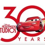 "New ""Cars""-Themed Logos Coming to Celebrate Hollywood Studios 30th Anniversary and Lightning McQueen's Racing Academy"