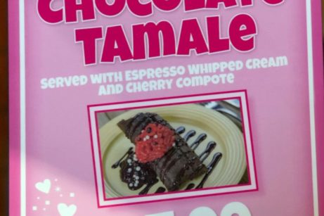Is Disneyland's Valentine's Day Chocolate Tamale Hot or Not?