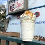 HOORAY! Fun Seasonal Milkshakes Are Back — Starting with the New Cookie Milkshake — at Dockside Diner in Hollywood Studios!