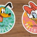Disney World Annual Passholder Perks —  Including Pluto and Daisy Magnets — for 2019 Epcot Flower & Garden Festival