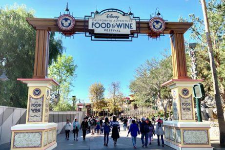 Disney California Adventure Food & Wine Festival Begins SOON! We've Got the Details You Need!