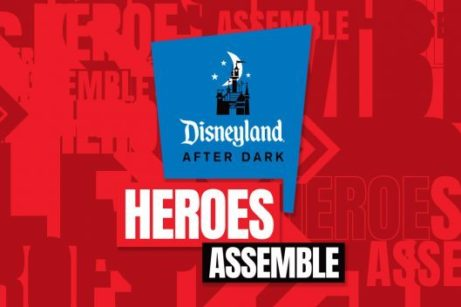 Tickets On Sale Soon for Disneyland After Dark: Heroes Assemble at Disney California Adventure Park