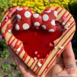 Valentine's Day Treat: Linzer Cookie at Disneyland's Market House!