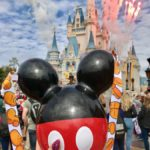New Mickey Balloon Popcorn Bucket Floats Into Magic Kingdom