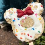 New Minnie Donut Krispy Treat Found in Magic Kingdom!