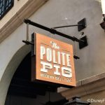 Polite Pig to Join the List of Disney Springs Locations Opening on May 20th