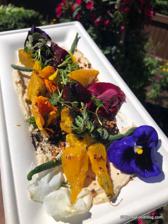 2019 Epcot Flower And Garden Festival Flavor Full Kitchen