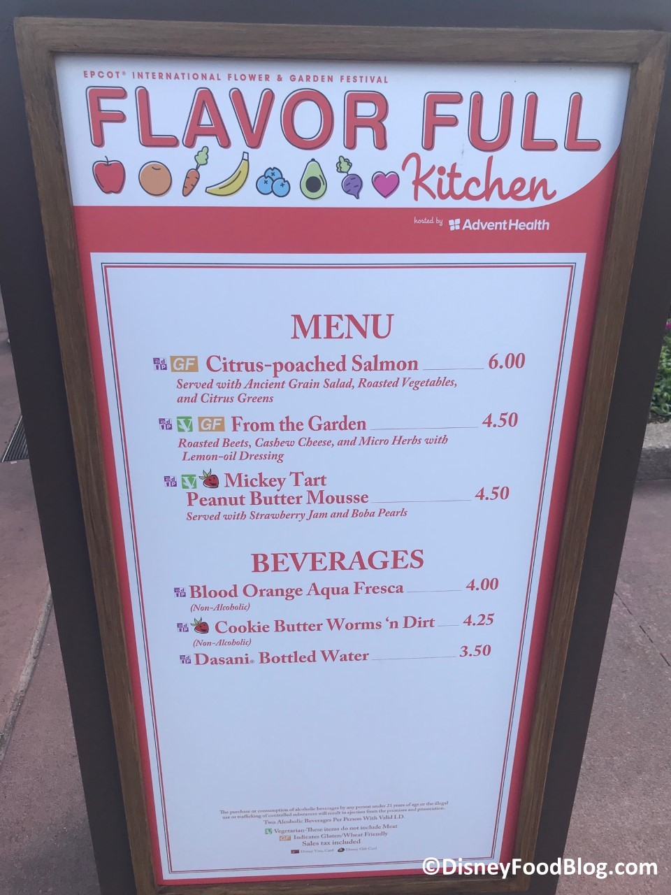 2019 epcot flower and garden festival – flavor full kitchen