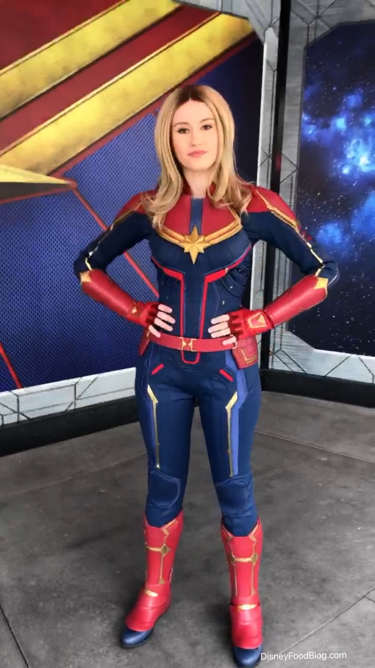 Captain Marvel Meet And Greet Now Available In Disney California Adventure The Disney Food Blog Marvel studios' captain marvel stars brie larson and is directed by the writing/directing team. disney food blog