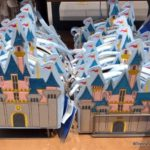 NEW Danielle Nicole Purse at Disneyland Features Sleeping Beauty Castle!