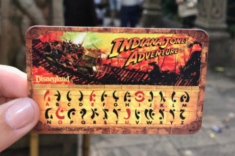 Today-Only Indiana Jones Adventure Queue Tour In Disneyland