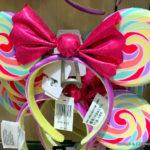 NEW Lollipop Minnie Ears SPOTTED in Disney World!