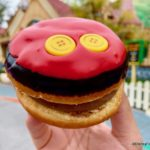 NEWS! MUST EAT Mickey and Minnie Donuts at Disneyland's Donut Cart!