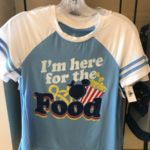 New Food Lover Shirt Spotted at Walt Disney World!