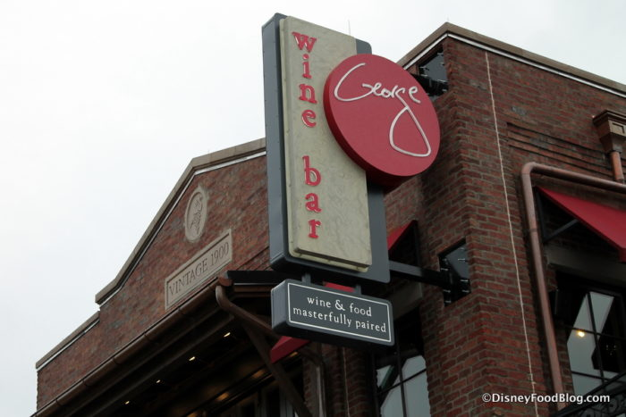 Review! We Tried the New Fried Fish Sandwich at Wine Bar George in Disney World!