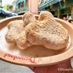 "NEW!! Review and Photos: Mickey Butterscotch Beignets for ""Get Your Ears On"" in Disneyland!!"