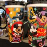 NEW Mickey Mouse Refillable Resort Mug Found at Disney World's All Star Movies