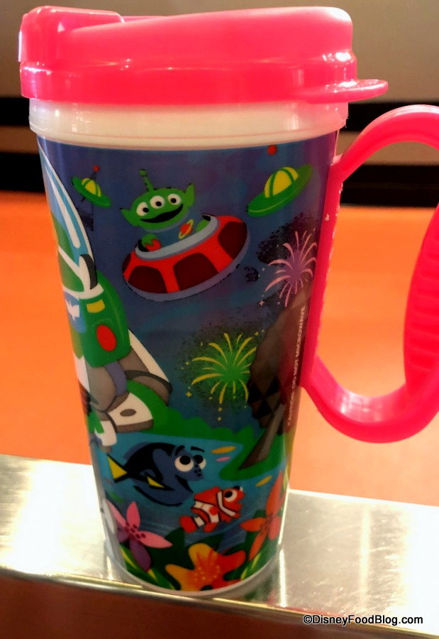 Pixar Disney In Themed Walt SpottedNew Resort Refillable Mugs PXiOZuk
